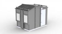 Модуль КРУ (Комплектного распределительного устройства)