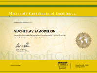 Sharepoint Configuring Certificate