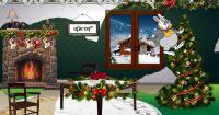 Интерактивная новогодняя открытка