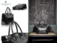 Рекламная фотосъёмка сумок Валентина Юдашкина