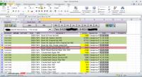 VA01 из под Excel