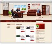 Мебельный интернет-магазина под ключ на  cms vamshop