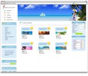 Разработка сайта туристической компании