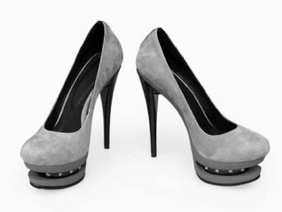 Модные туфли. Коллекция весна-лето 2012