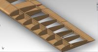 Проектирование крыла для радиоуправляемого самолета
