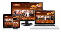 сайт для сети пироговых Штолле – Россия