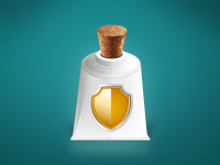 Web Security Company Logo and Icon