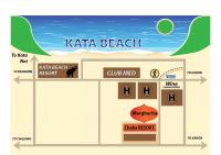 Карта - план проезда - расположения ресторана