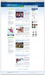 Создание информационного портала Glassgid.com