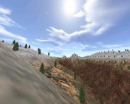 Ландшафт 3Д