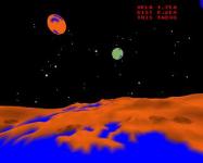 Процедурные планеты 3Д