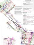 Проект кабельной линии 10 кВ на территории Москвы