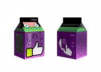 Упаковка для перчаток TouchScreen