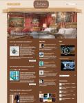 Готовый сайт на wordpress