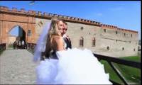 Красивая свадьба в Меджибоже