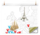 Флеш-Карта для сайта [2009]