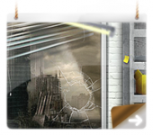 Промо-игра для сериала «В ожидании конца света» Версия 2. [2012]