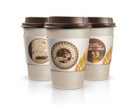 Стаканы для кофейни