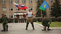 Показательное выступление войск ВДВ (видео-зарисовочка)
