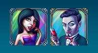 Персонажи для слотовой игры