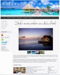 Сайт о туризме