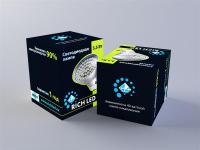 Упаковка для светодиобных ламп