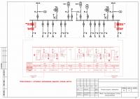 Проект реконструкции высоковольтных ячеек на ПС