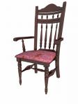 Стул с мягким сиденьем. Chair with soft seat.