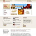 Создание сайта инвестиционной компании