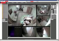 Система видеонаблюдения (16 камер)