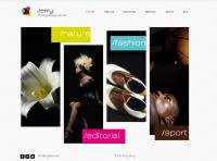 Сайт для дизайнера или фотографа
