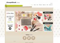 Сайт для модельера