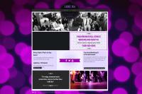 Сайт для музыканта или клуба