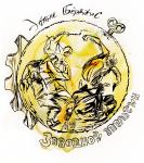 Иллюстрация к роману Э. Берджиса «Заводной апельсин»