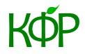 Логотип Кафедры физиолоии растений РГАУ-МСХА для сайта кафедры