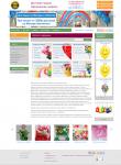 Сайт по украшению праздников (Drupal7 + Ubercart 3)