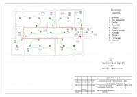 Проект внутреннего электроснабжения небольшого коттеджа