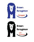 Персональный логотип Арсена Ибрагимова