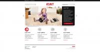 Сайт фирмы KLAST