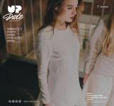 Создание сайта дизайнера одежды