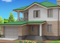 Конструктор материалов дома