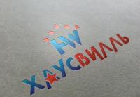Логотип для магазина Хаусвилль (участие в конкурсе)