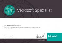 Сертификация Microsoft (70-480)