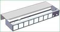 3 D модель корпуса