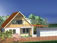 Проект дома 3, визуализация