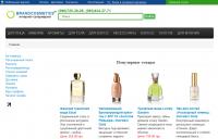 Интернет-магазин косметики на Joomla & JoomShopping