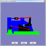 2D анимация в OpenGL