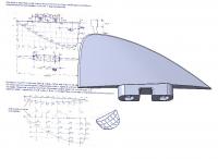 Модель плавника