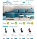 Интернет-магазин мебели для дома и офиса в Москве