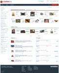 Верстка сайта Аукционов Кубани